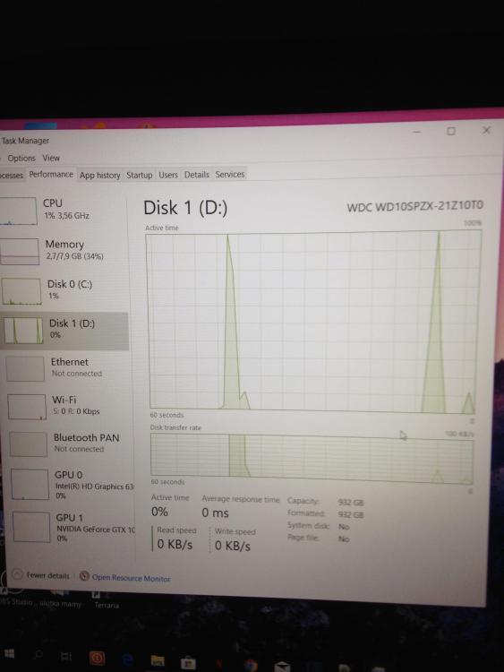 4000 zł Acer Nitro 5, problem z dyskiem D - ForumPC pl